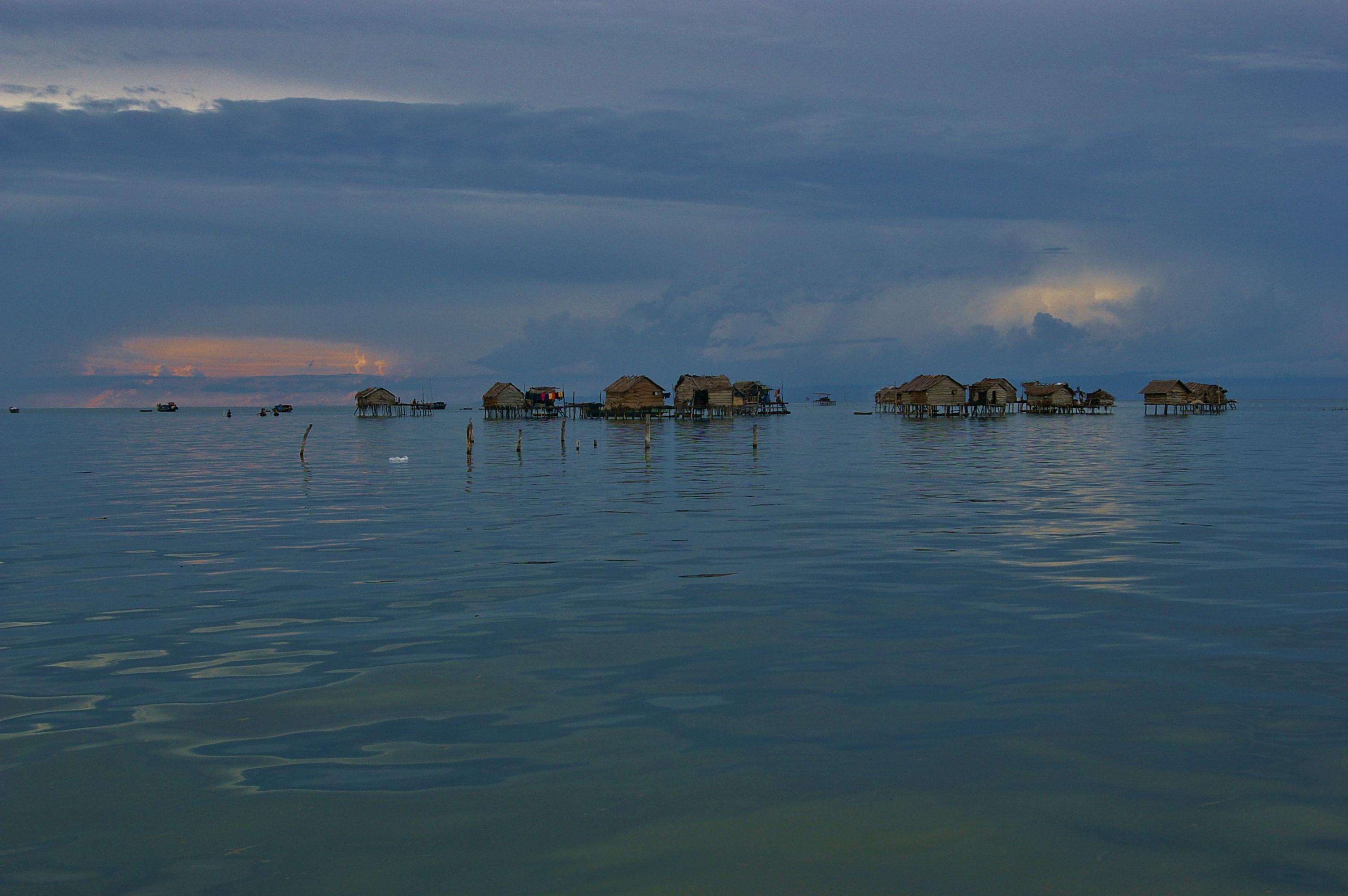 Semporna, le isole dei Bajau, Sabah