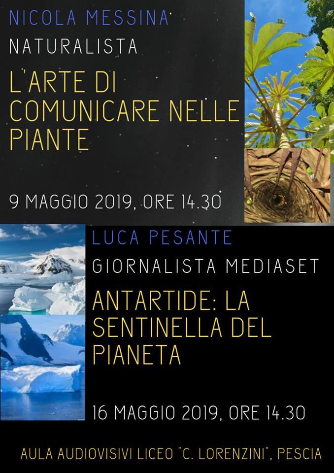 9 Maggio 2019, Liceo