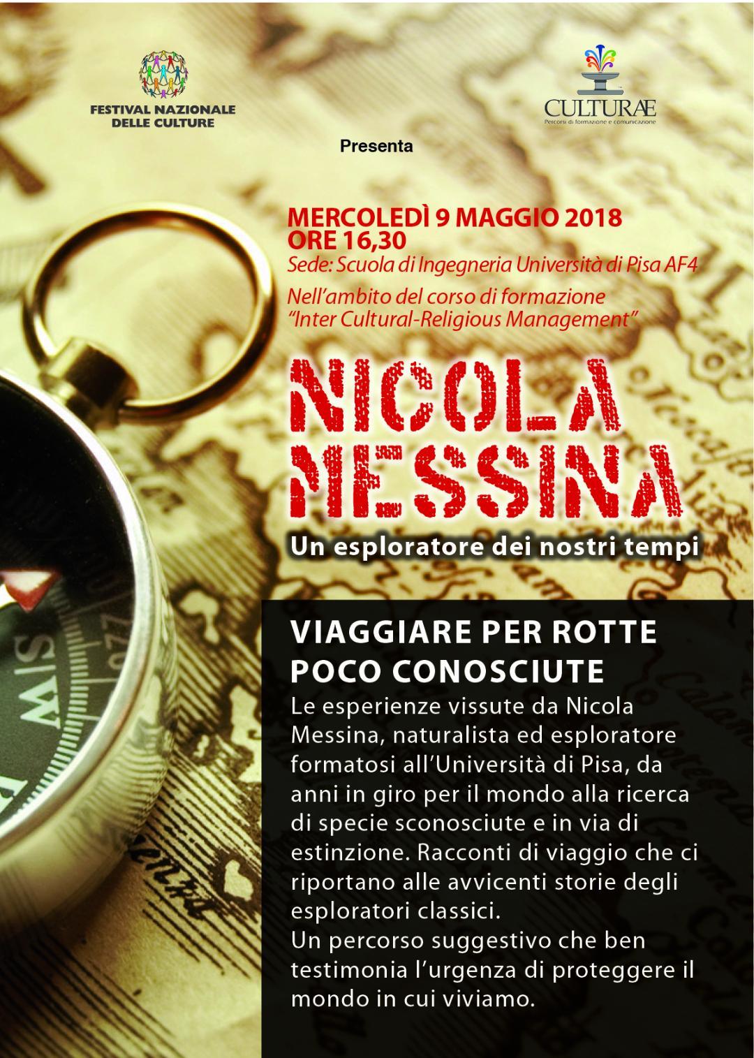 9 Maggio 2018, Scuola di Ingegneria, Pisa