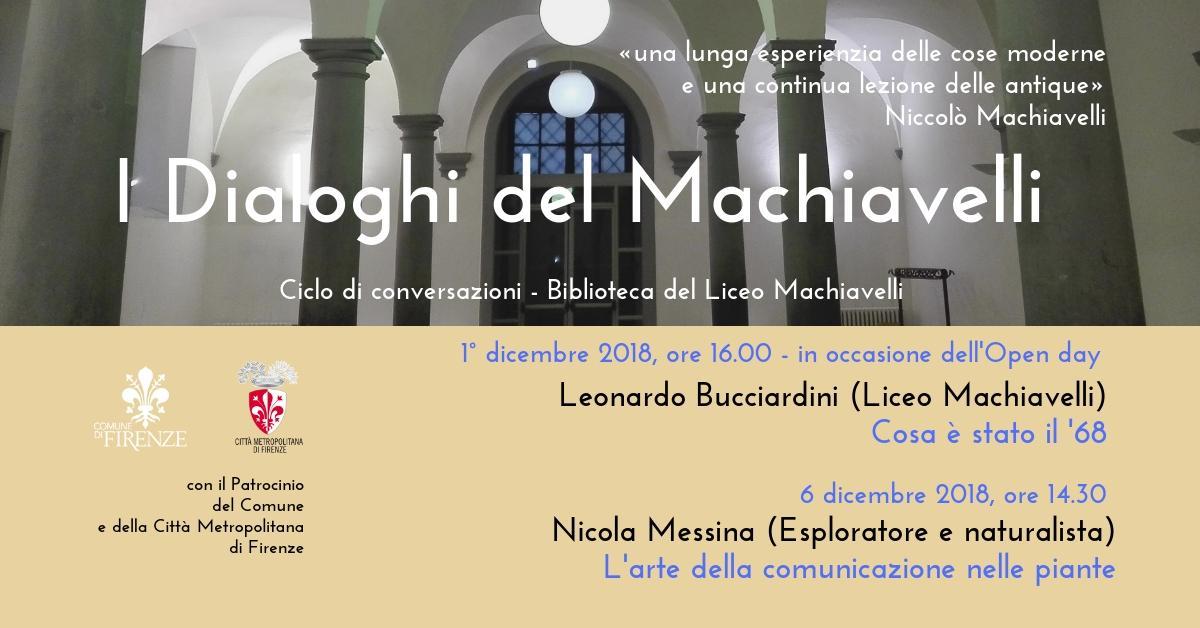6 Dicembre 2018, Liceo Internazionale