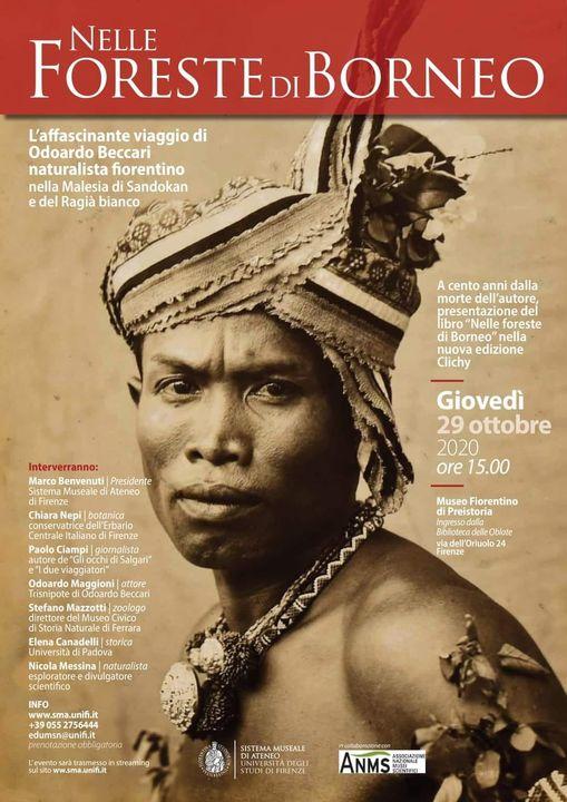 29 Ottobre 2020, Biblioteca delle Oblate, Firenze