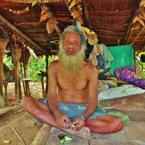 Togutil ethnic group, Halmahera