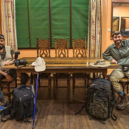 Con Emanuele Biggi, foto di Emanuele Biggi, Borneo